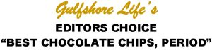 Chloe's Cookies - Gulfshore LIfe's Editors Choice